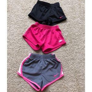 Nike Bottoms - Nike Toddler Shorts Bundle